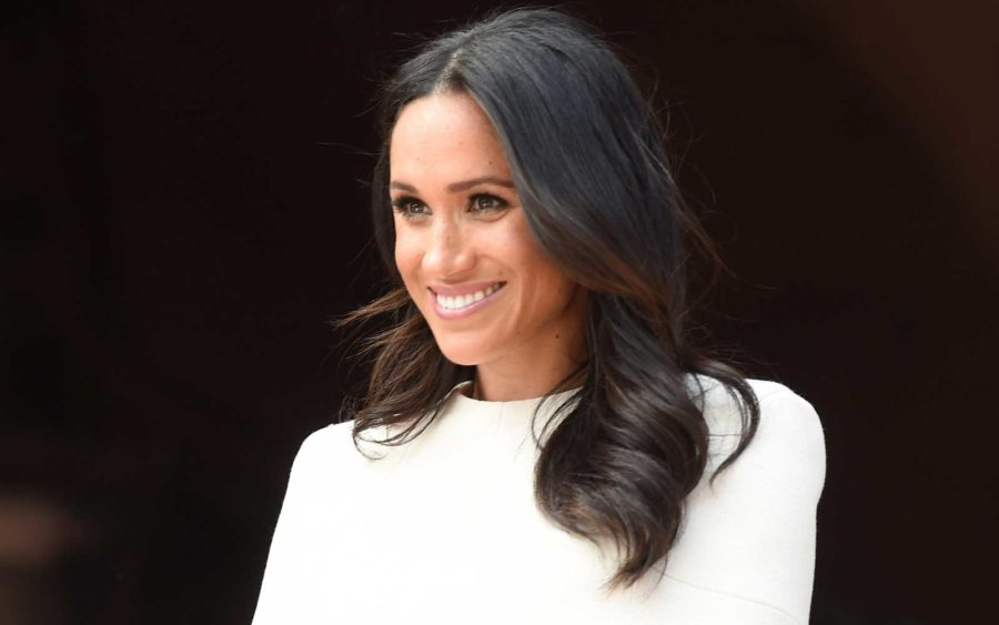 There's a royal reason behind Meghan Markle's new neutral wardrobe