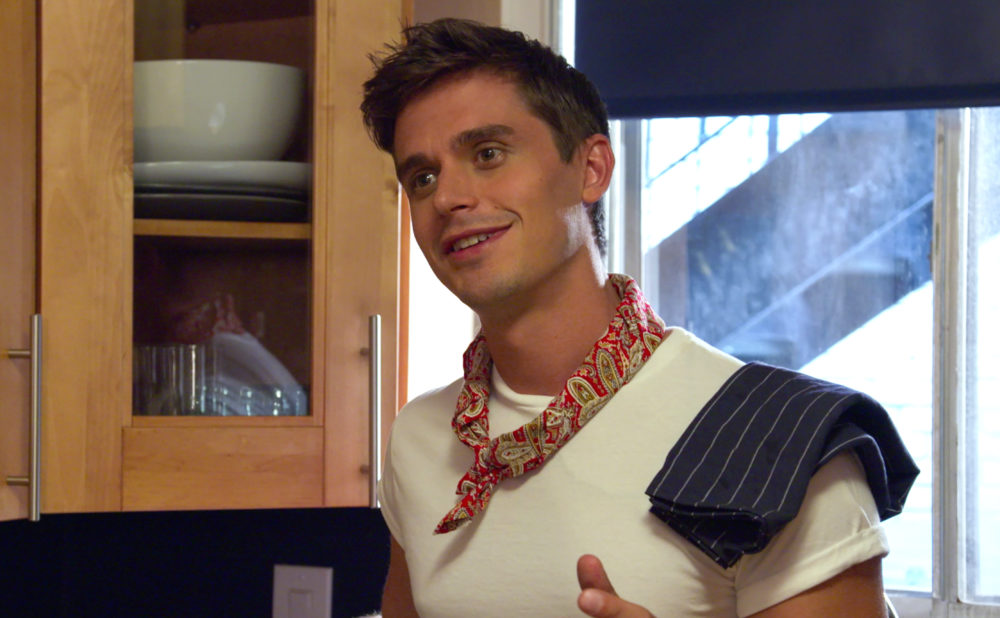 Here's why Antoni hasn't made any desserts on <em>Queer Eye</em>, because the people need to know