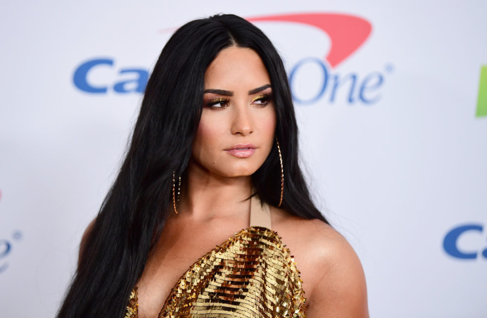 "Demi Lovato opened up about her ""regimented"" eating before she gave up dieting"