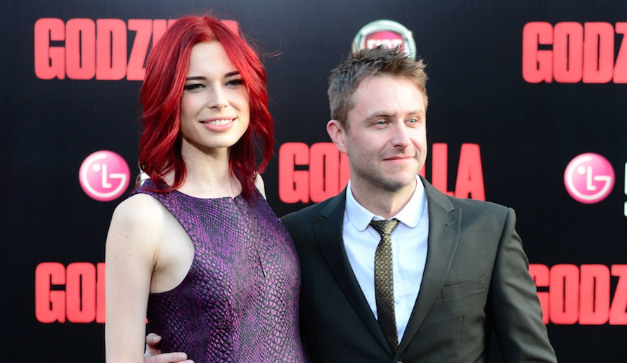 Chris Hardwick responded to Chloe Dykstra's essay about an abusive ex, and he leaves much to be desired