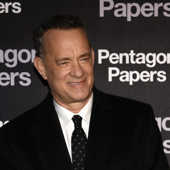 Tom Hanks, aka America's dad, helped distract an entire theater during a medical emergency in the audience