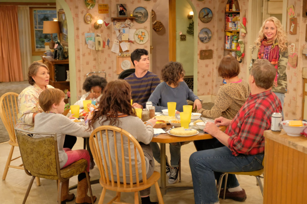 A <em>Roseanne</em> spinoff could officially be finalized as soon as next week