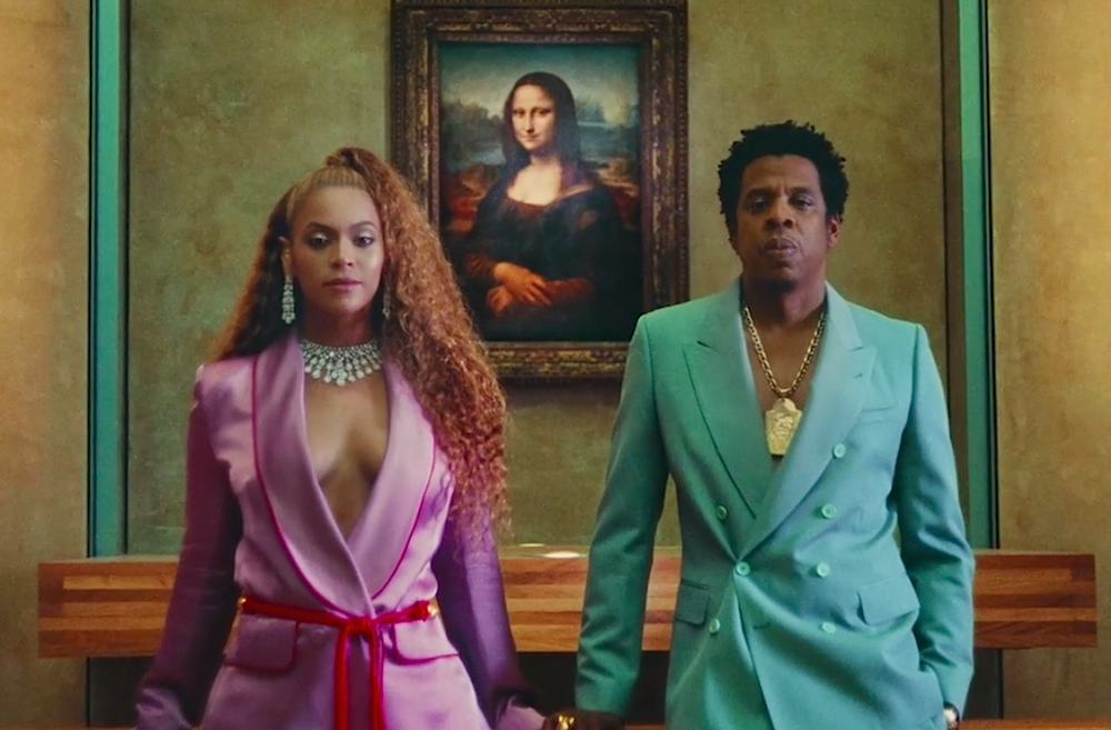 "The best fashion moments in Beyoncé and Jay-Z's video for ""Apes**t"""