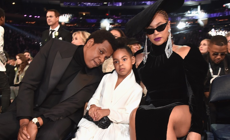 Blue Ivy's surprise cameo on the <em>Everything Is Love</em> bonus track will give you life