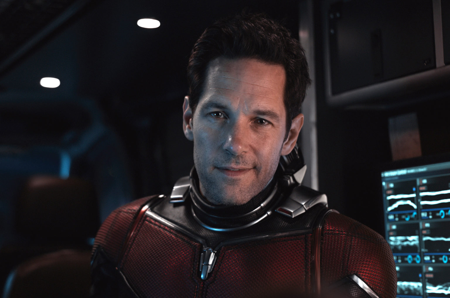 Paul Rudd's daughter is obsessed with her dad being Ant-Man, and that's maybe the cutest thing ever