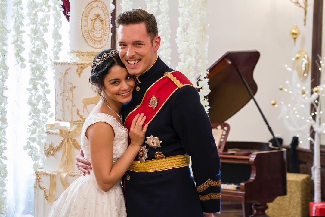 Christmas just got even better, because Netflix is making another royal holiday movie with Vanessa Hudgens