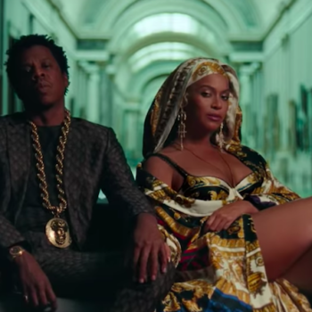 "Beyoncé and Jay-Z's ""APES**T"" challenges art history's erasure of Black culture"