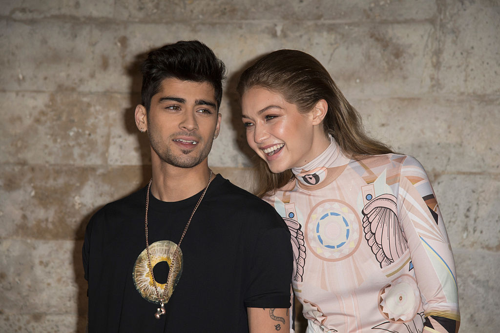 "Zayn Malik said he had a ""very negative outlook"" on life before Gigi Hadid, and now we want her as a best friend/guru, too"