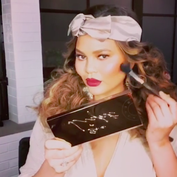 Chrissy Teigen is launching new makeup with Becca, and here's what the products look like