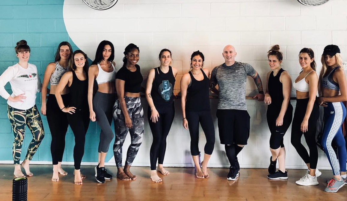I survived a workout with the Victoria's Secret Angels trainer, and honestly, you could handle it too