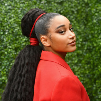 """Amandla Stenberg just came out, and opened up about her """"Big Gay Sob moments"""""""