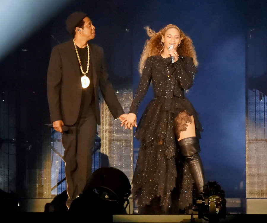 So, Jay-Z brought one of his friends on his first date with Beyoncé