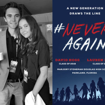 Parkland's David Hogg and Lauren Hogg share how you can become an activist right now, plus more from their new book <em>#NeverAgain</em>