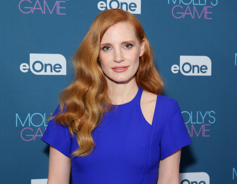 Jessica Chastain got a short summer haircut, and she looks like a totally different person