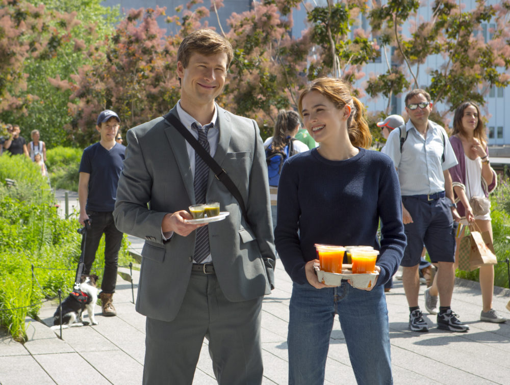Netflix wants to help you fall in love this summer with its five brand new rom-coms