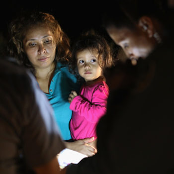 How you can fight to protect families detained at the border when you're an American abroad