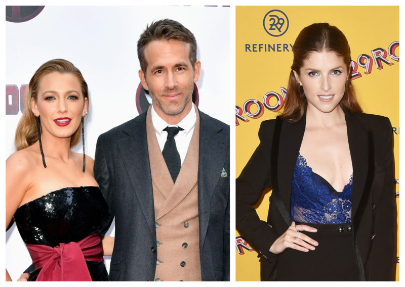 Blake Lively, Anna Kendrick, and Ryan Reynolds are trolling each other on Insta, and it's glorious