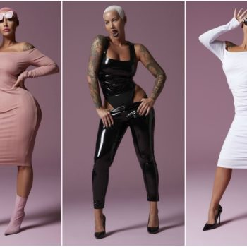 Amber Rose launched a fashion collection that will take you from brunch to the club