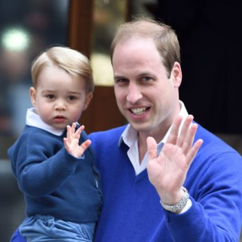 """Prince William revealed what gave him """"street cred"""" with his son Prince George, and LOL"""
