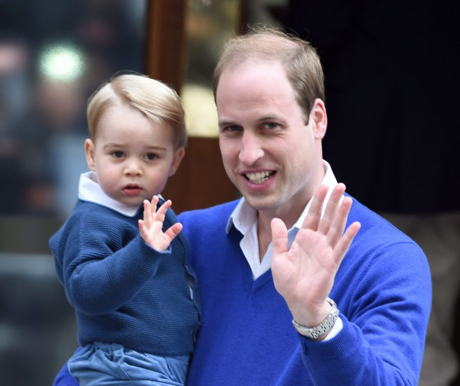 "Prince William revealed what gave him ""street cred"" with his son Prince George, and LOL"