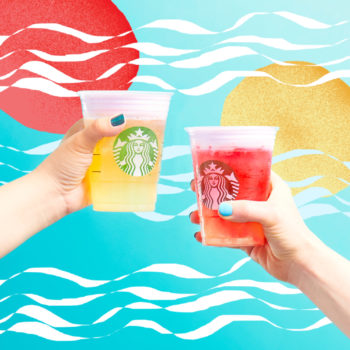 """Starbucks is launching two new """"Cold Foam Tea Lemonade"""" drinks, and yes, they involve milk <em>and</em> lemon"""