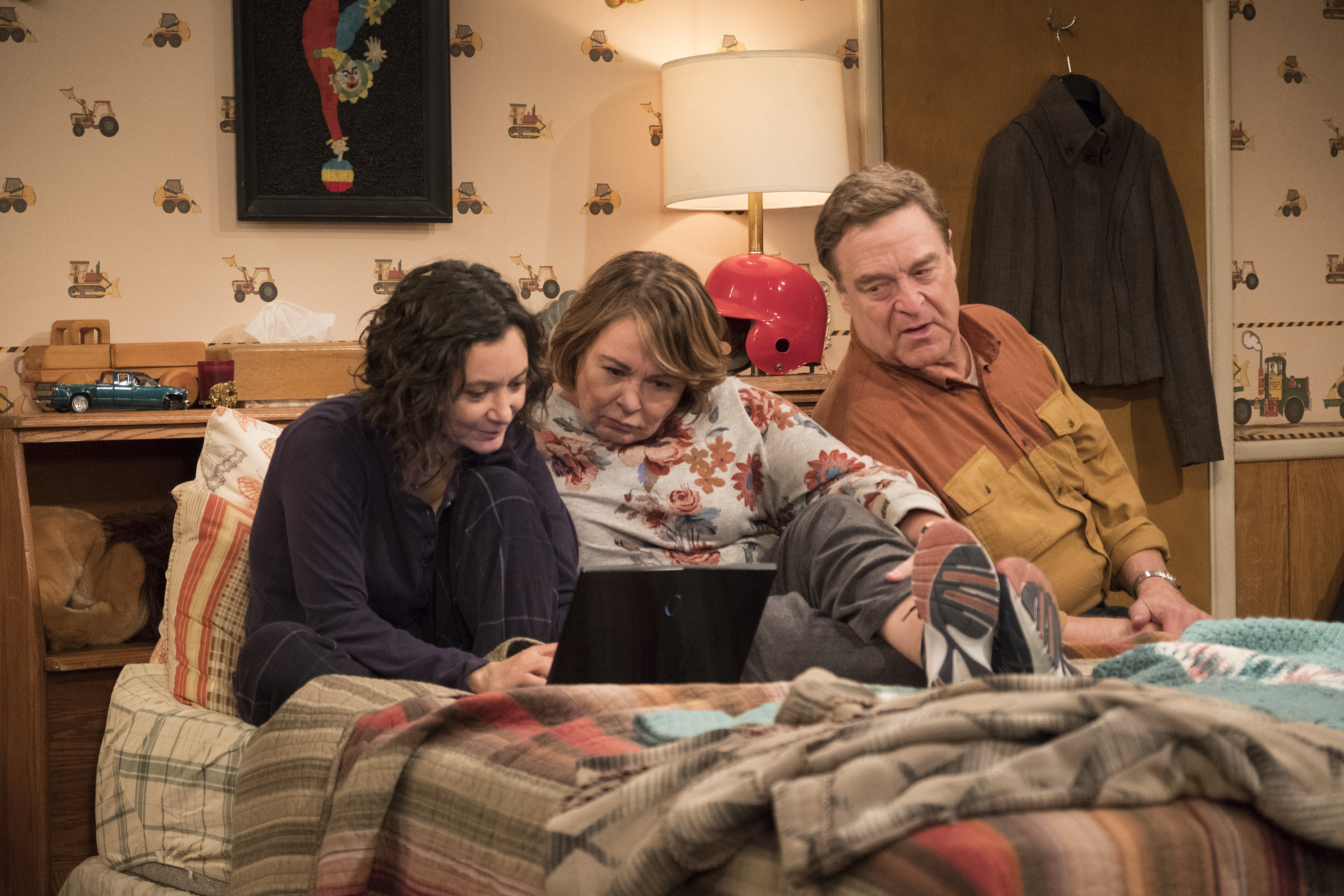 The <em>Roseanne</em> spinoff officially has a premiere date