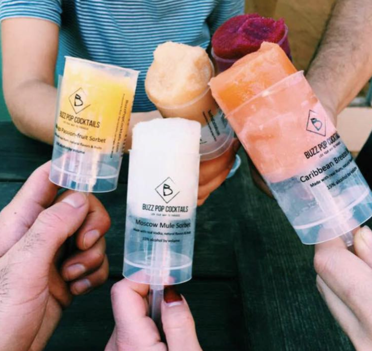 These are all the boozy popsicles you should try this summer, ranked by alcohol content