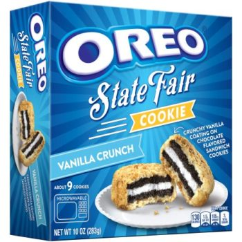 Oreo has a new cookie that looks suspiciously like our favorite state fair treat