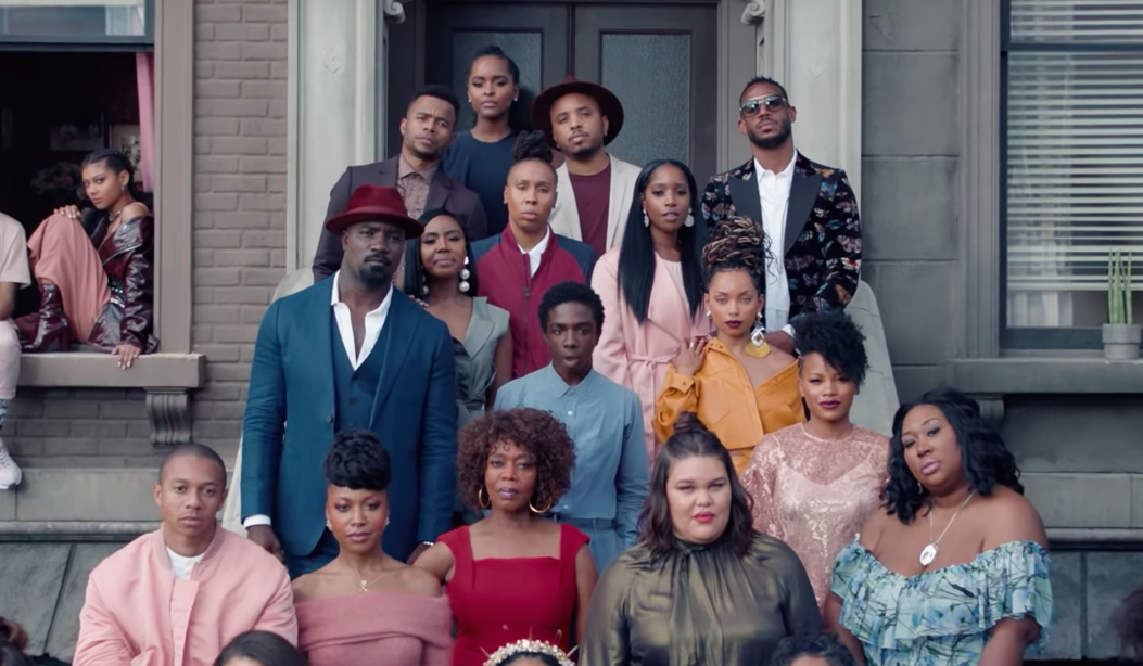 Netflix aired a powerful ad celebrating their black performers, writers, and creators, and more of this, please