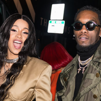 OMG, Cardi B and Offset have been secretly married since last year