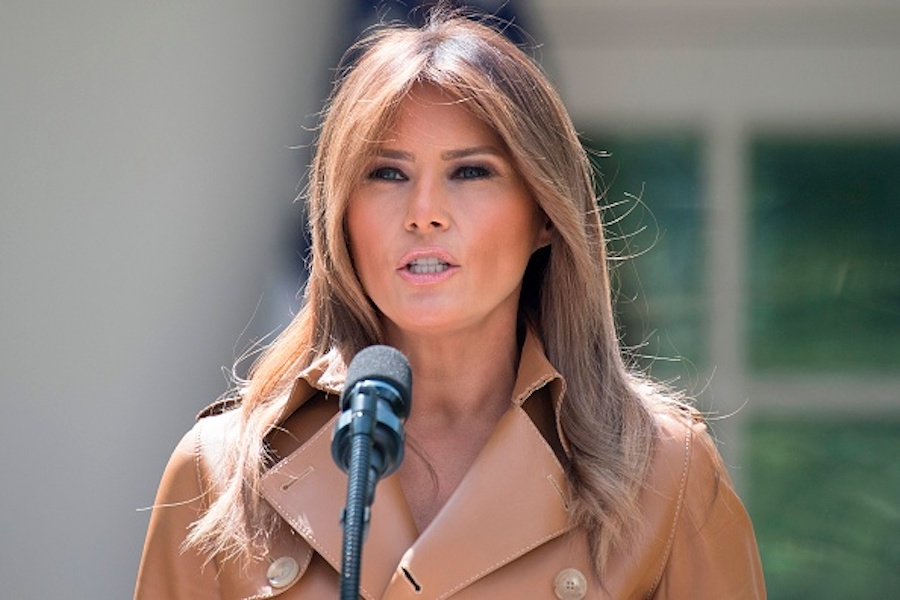 Opinion: Stop trying to make Melania Trump happen