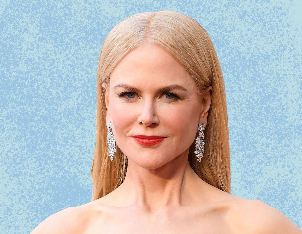 "Nicole Kidman tells us what beauty products she shares with Keith Urban and why she's down for a ""Practical Magic"" sequel"