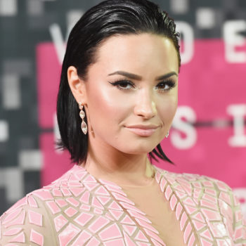Demi Lovato got a tiny tattoo after opening up to her fans about her sobriety