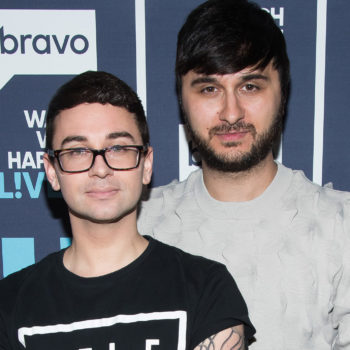 Christian Siriano and Brad Walsh have separated after 11 years together, and we're sending them so much love