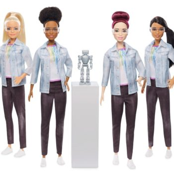 Barbie has a pretty badass new career in STEM