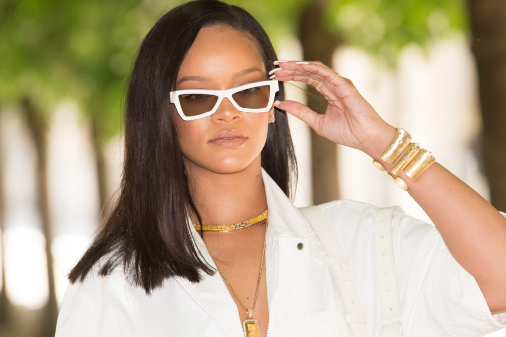 Rihanna's new liquid eyeliner shade is named after one of her most iconic clapbacks