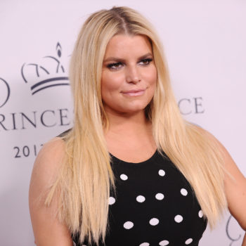 Jessica Simpson is getting mommy-shamed for this video of her son, and can we just not?