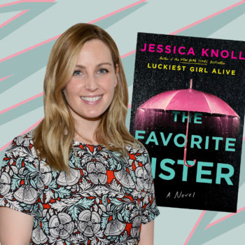 Jessica Knoll talks the explosion of #MeToo, the dangers of performed girl power, and her page-turning new book <em>The Favorite Sister</em>