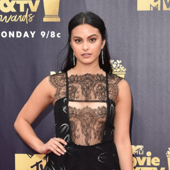Camila Mendes says <em>Riverdale</em> co-star Charles Melton called her to apologize for those fat-shaming tweets