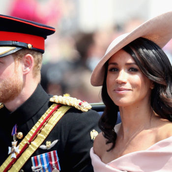 Why Meghan Markle's wearing so much pink, according to royal experts