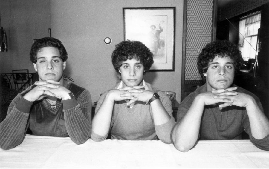 Where to watch <em>Three Identical Strangers</em>, a documentary about triplets separated at birth with a dark twist