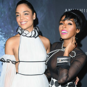 "Tessa Thompson opened up about her relationship with Janelle Monáe: ""We vibrate on the same frequency"""