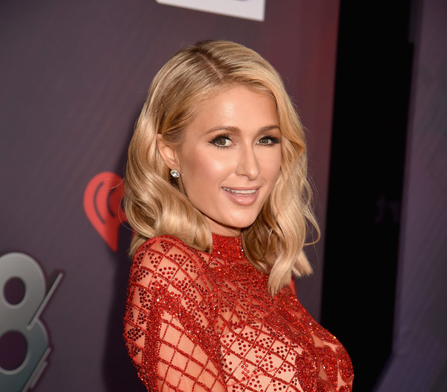 Paris Hilton launched a fancy new skin care line, and that's hot