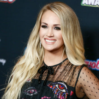 Carrie Underwood's son went to his first Carrie Underwood concert, and the pics are adorable