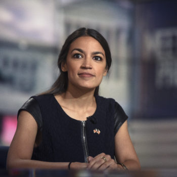 A conservative host tried to shade Alexandria Ocasio-Cortez by posting a pic of her childhood home, and Twitter clapped back so hard