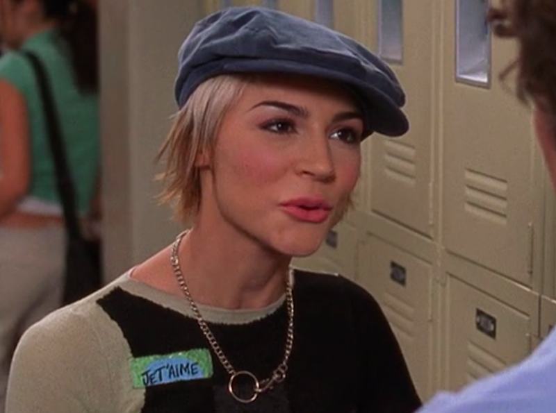 Anna Stern is the sorely underappreciated style icon of <em>The O.C.</em>