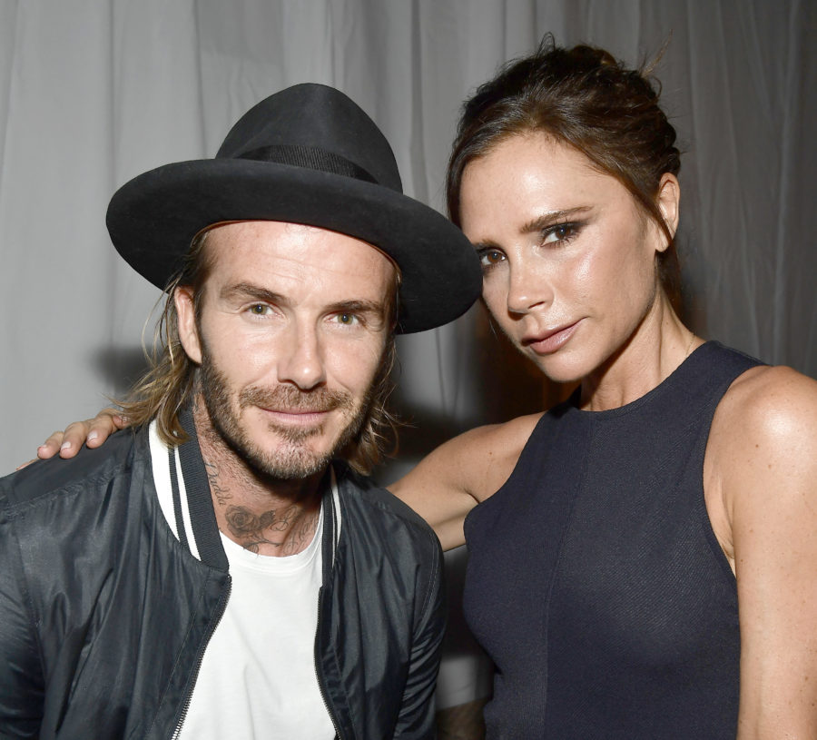 Victoria Beckham has accumulated 14 engagement rings throughout her relationship with David Beckham
