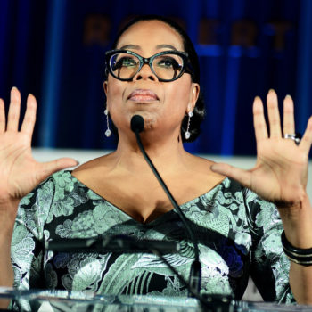 """Oprah said the BS of politics would """"kill her,"""" so no, she's not running for president"""