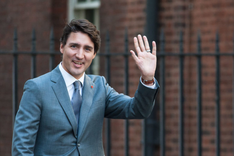 Canadian Prime Minister Justin Trudeau responded to allegations that he groped a reporter