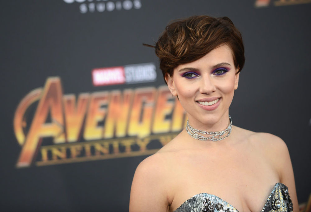 Scarlett Johansson is playing a trans man in a new movie, and people are understandably not happy